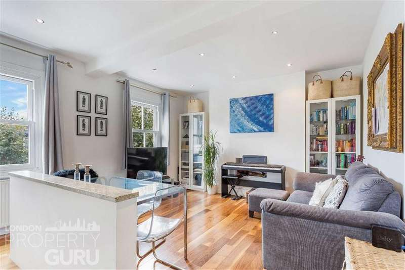 1 Bedroom Flat for sale in Barclay Road, Fulham