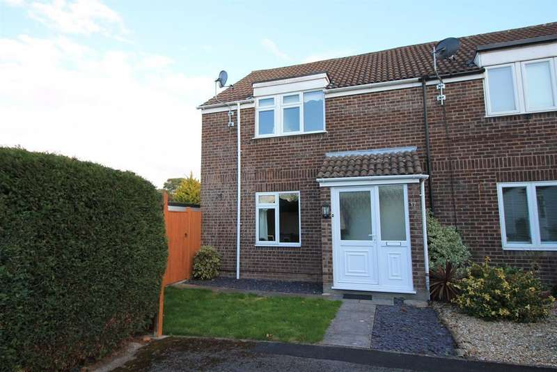 3 Bedrooms End Of Terrace House for sale in Well Park, Congresbury, North Somerset, BS49 5BU