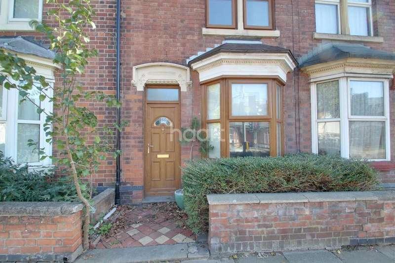 2 Bedrooms Terraced House for sale in Aylestone Road, Aylestone
