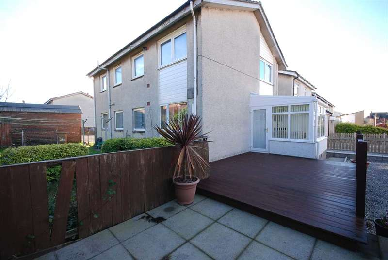 2 Bedrooms Flat for sale in Harley Place, Saltcoats