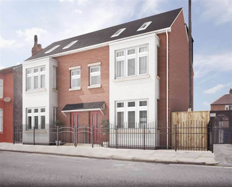 3 Bedrooms Semi Detached House for sale in Melling Road, Liverpool