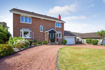 4 Bedrooms Detached House for sale in Kennedy Drive, Helensburgh