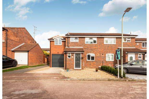 4 Bedrooms Semi Detached House for sale in Wokingham, Berkshire