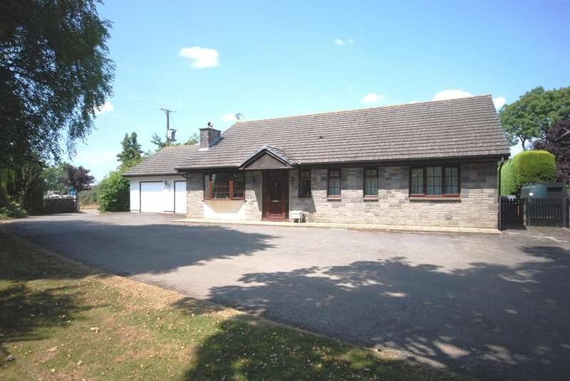 3 Bedrooms Detached Bungalow for sale in St Lythans, Nr Wenvoe, Vale of Glamorgan, CF5 6BQ