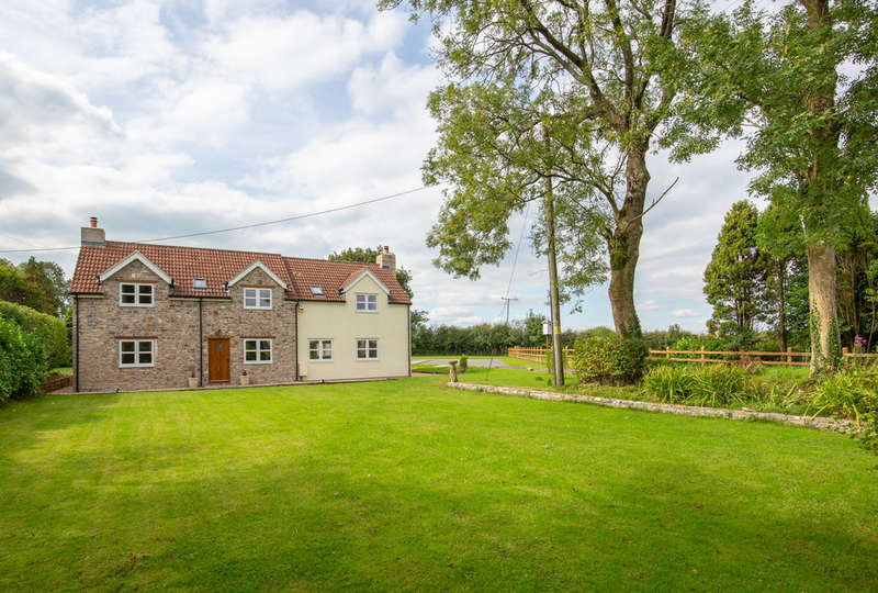 5 Bedrooms Detached House for sale in East Harptree, Bristol