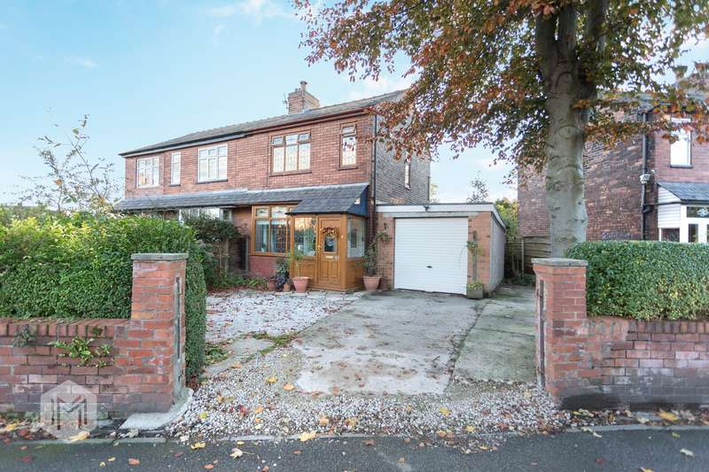 2 Bedrooms Semi Detached House for sale in Nel Pan Lane, Leigh, WN7