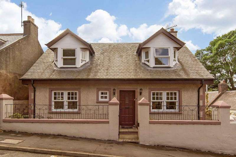 3 Bedrooms Detached House for sale in Haven Cottage, 9 High Street, Belhaven, Dunbar, EH42 1NP