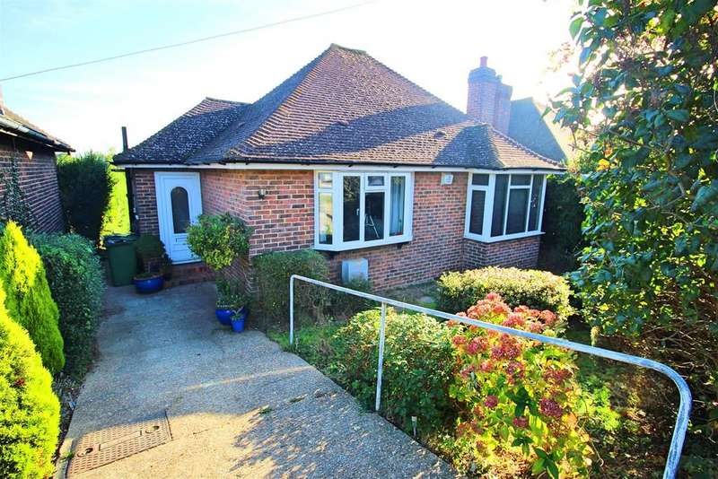 2 Bedrooms Detached Bungalow for sale in Hillcrest Avenue, Bexhill-On-Sea