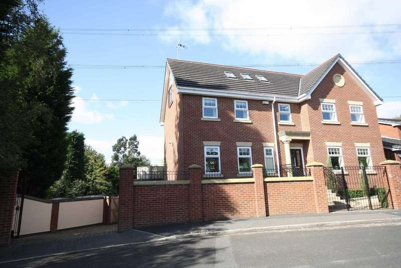 6 Bedrooms Detached House for sale in Drywood Avenue, Manchester