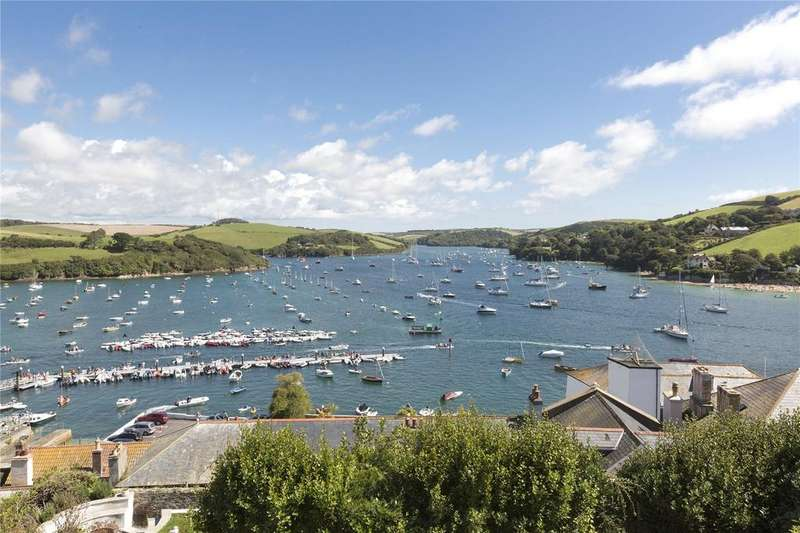 4 Bedrooms Detached House for sale in Devon Road, Salcombe, Devon, TQ8