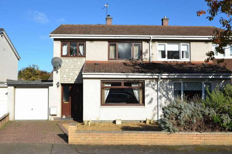 3 Bedrooms Semi Detached House for sale in 6 Park View, Musselburgh, EH21 7HT