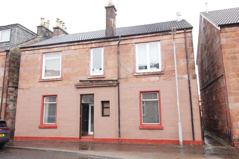 2 Bedrooms Ground Flat for sale in Middleton Street, Alexandria G83