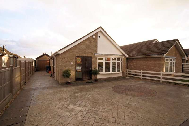 3 Bedrooms Detached Bungalow for sale in Ferry Road, Fiskerton