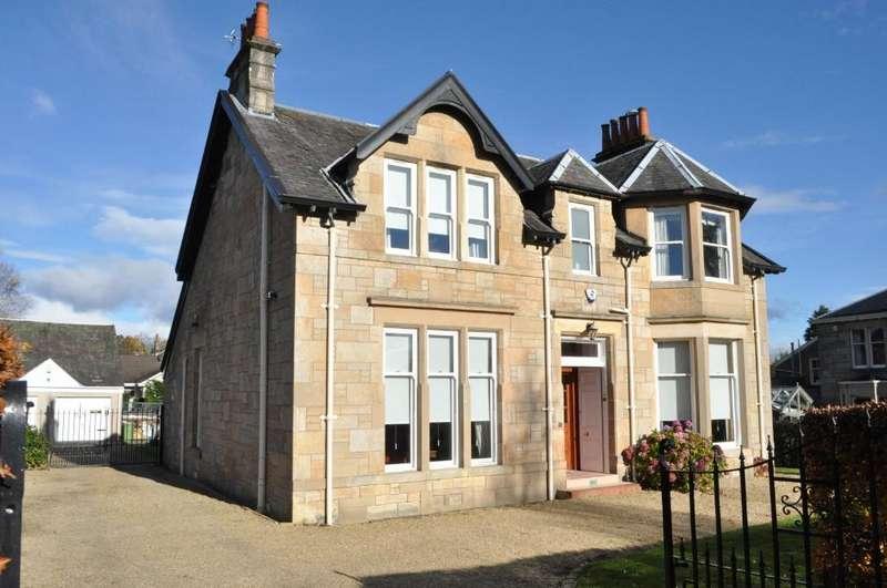 5 Bedrooms Detached House for sale in Glenburn Road, Bearsden , East Dunbartonshire , G61 4PT