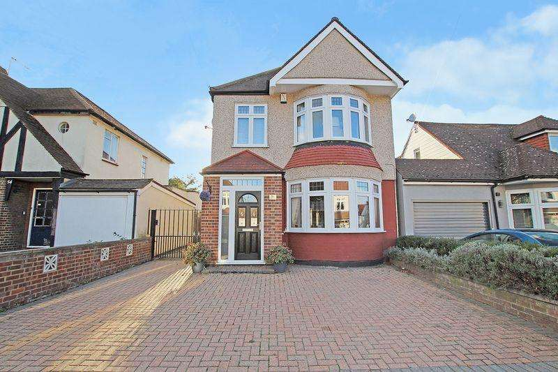 4 Bedrooms Detached House for sale in Knole Road, West Dartford