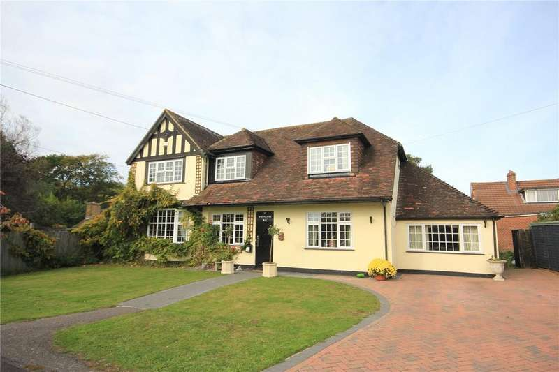 7 Bedrooms Detached House for sale in Walkford Way, Walkford, Christchurch, Dorset, BH23
