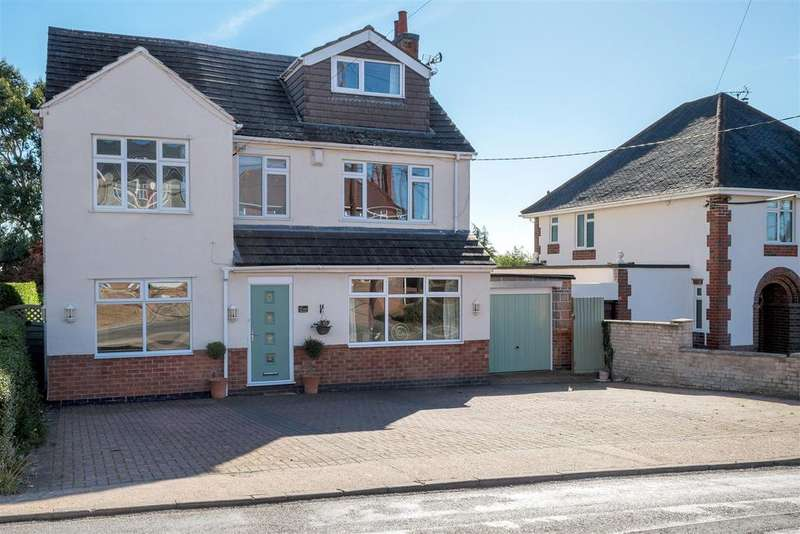 6 Bedrooms Detached House for sale in Station Road, Earl Shilton