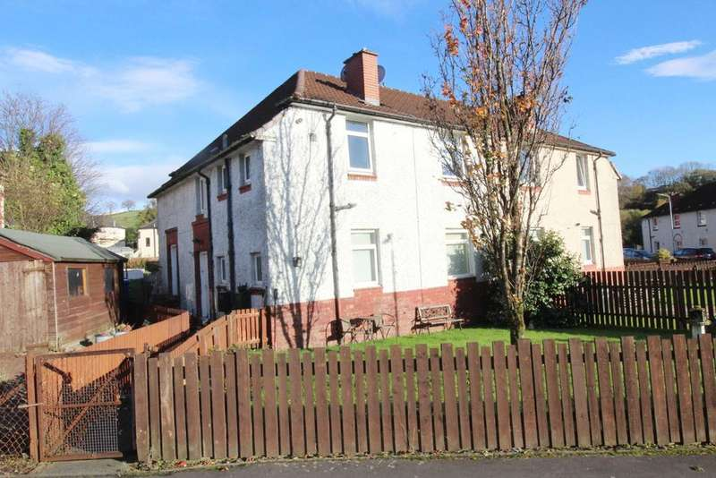 2 Bedrooms Flat for sale in Union Street, Bonhill G83