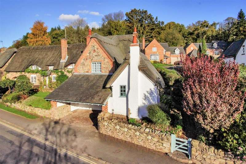 4 Bedrooms Cottage House for sale in Main Street, Newtown Linford