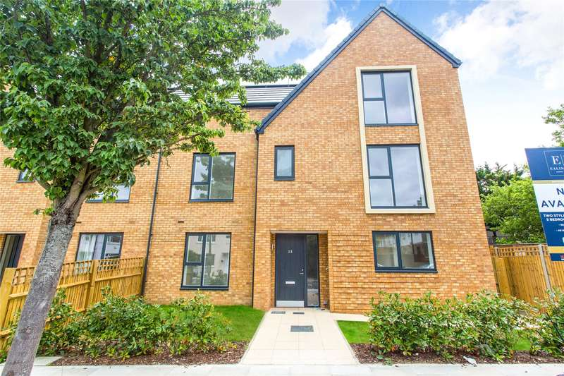 5 Bedrooms Semi Detached House for sale in Browning Avenue, Hanwell, London, W7