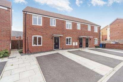 2 Bedrooms End Of Terrace House for sale in Ottowa Gardens, Latchford, Warrington, WA4