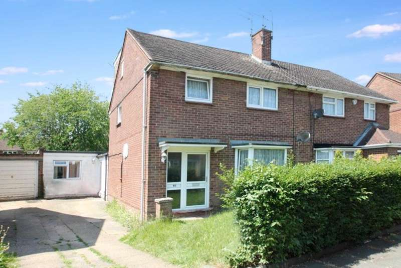 5 Bedrooms Semi Detached House for sale in 4/5 BED SEM-DETACHED FAMILY HOME IN ADEYFIELD