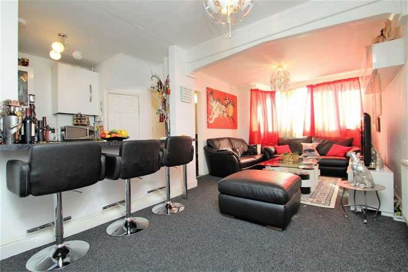 3 Bedrooms End Of Terrace House for sale in Woodhouse Avenue, Perivale, Middlesex