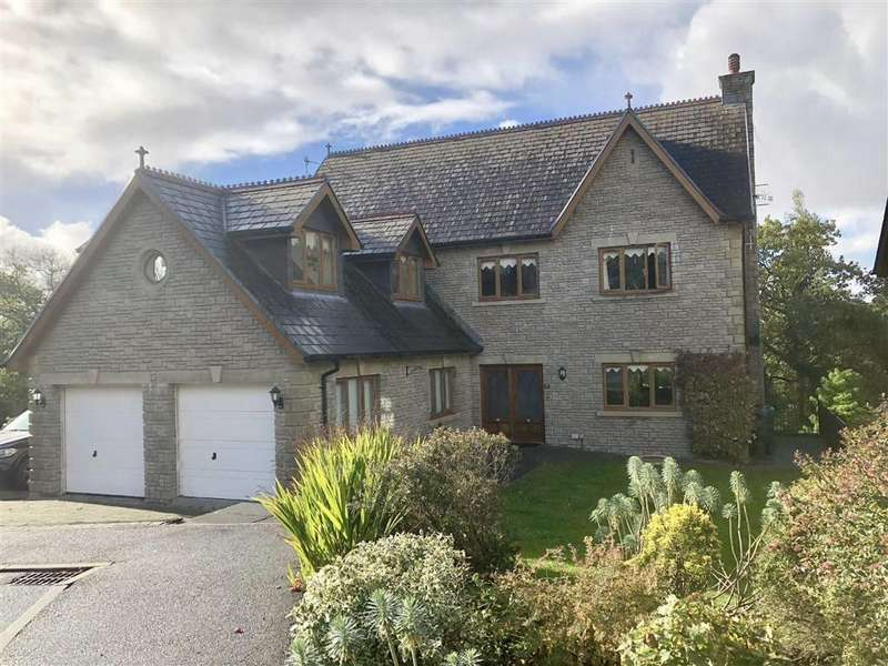 6 Bedrooms Detached House for sale in Glyn Y Swisdir, Swiss Valley, Llanelli