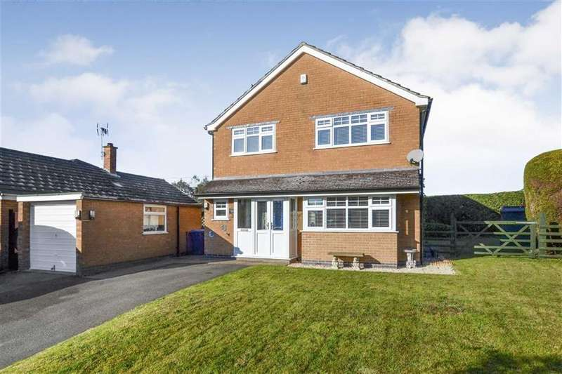 3 Bedrooms Detached House for sale in Stapleton