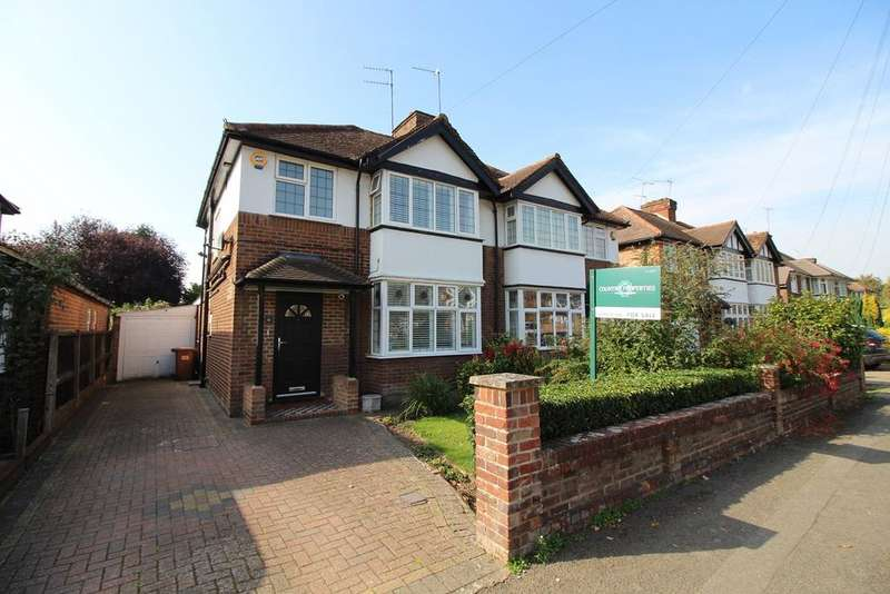 3 Bedrooms Semi Detached House for sale in Selwyn Drive, Hatfield, AL10