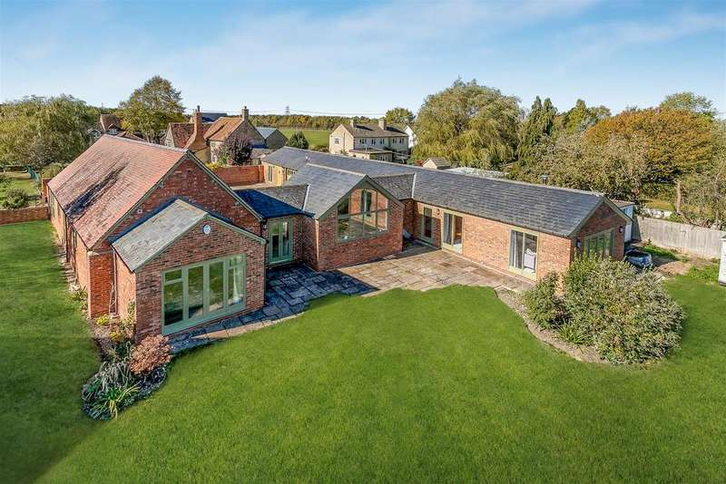 6 Bedrooms Equestrian Facility Character Property for sale in Lower End, Piddington