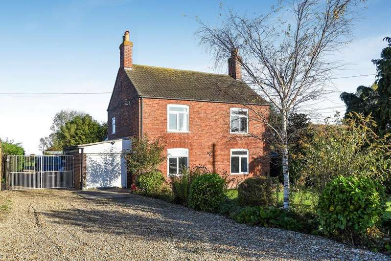 3 Bedrooms Detached House for sale in Boston LINCOLNSHIRE
