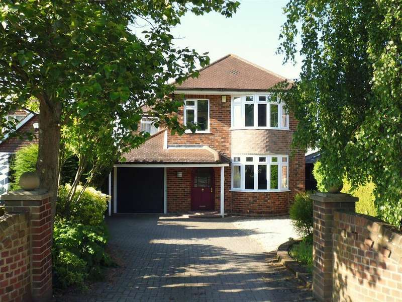 5 Bedrooms Detached House for sale in Lincoln Road, Branston