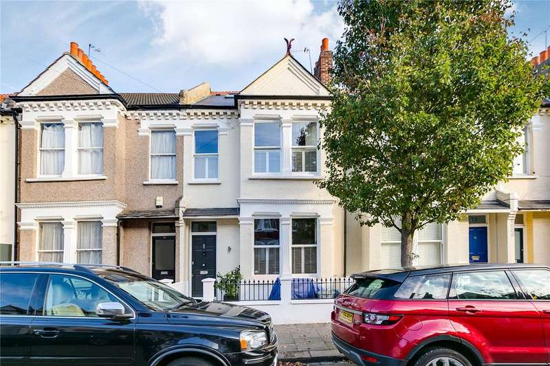5 Bedrooms Terraced House for sale in Farlow Road, Putney, London