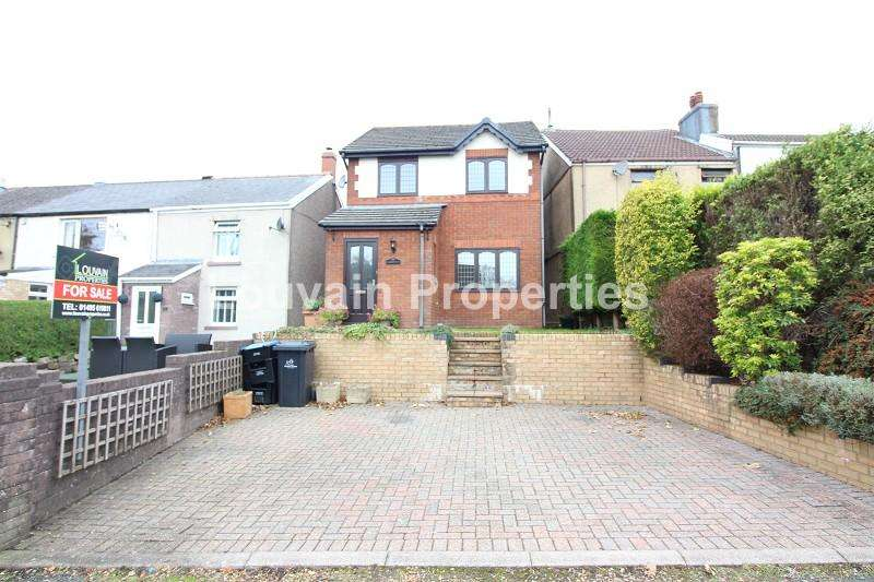 3 Bedrooms Detached House for sale in Picton Road, Dukestown, Tredegar, Blaenau Gwent. NP22 4DX