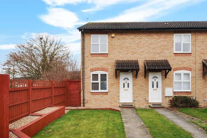 1 Bedroom House for sale in Hawkslade, Aylesbury, HP21