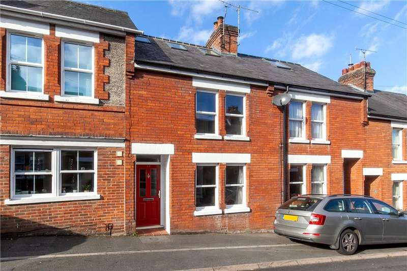3 Bedrooms Terraced House for sale in St. Johns Road, Winchester, Hampshire, SO23