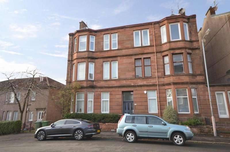 2 Bedrooms Flat for sale in 103 Hillhouse Street, Springburn, G21 4HP