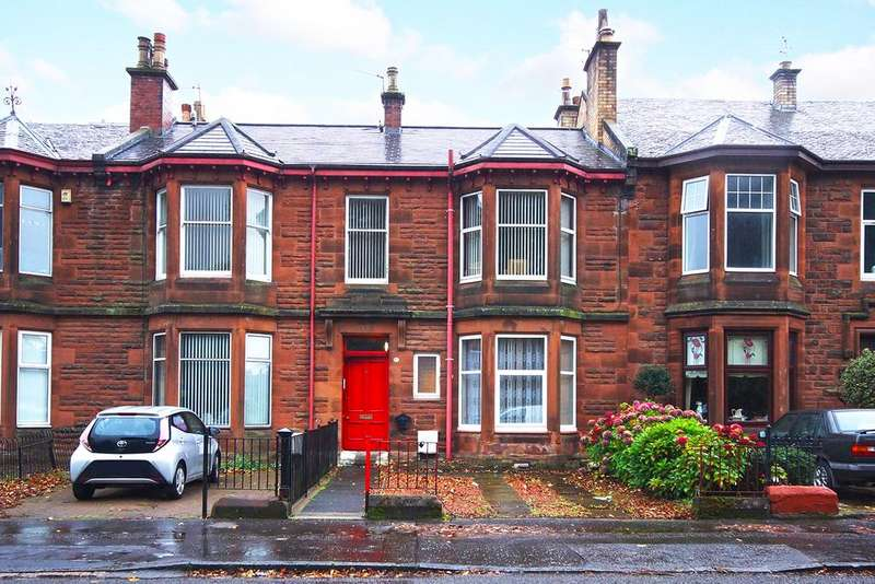 1 Bedroom Ground Flat for sale in McLelland Drive, Kilmarnock KA1