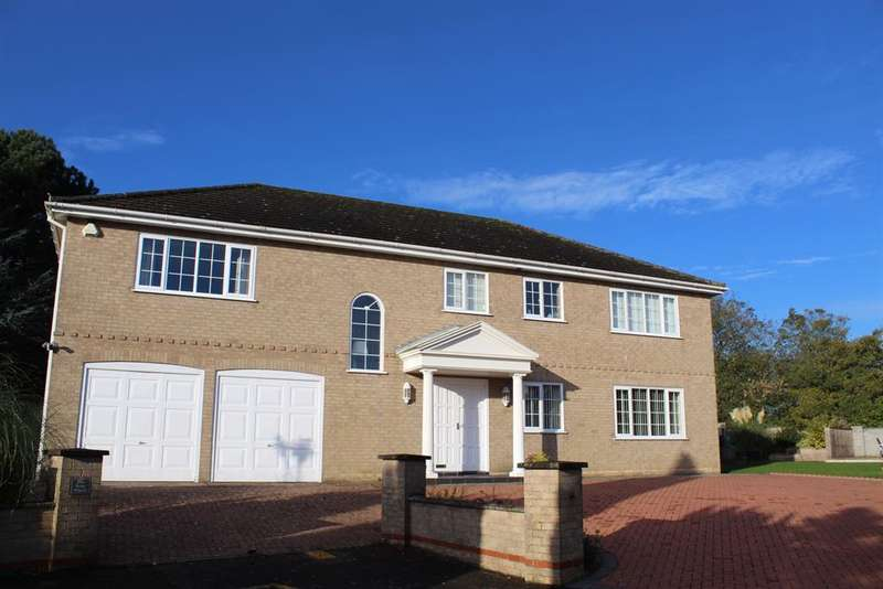 4 Bedrooms Detached House for sale in Willoughby Drive, Spilsby, PE23 5EX