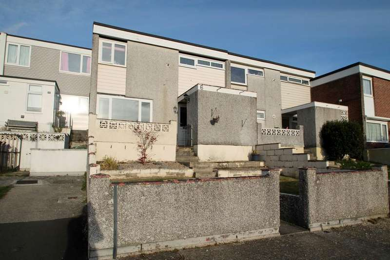 3 Bedrooms Terraced House for sale in Laity Walk, Southway, Plymouth
