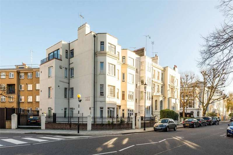 1 Bedroom Flat for sale in Granville Court, 118-120 Clarendon Road, Notting Hill, London, W11