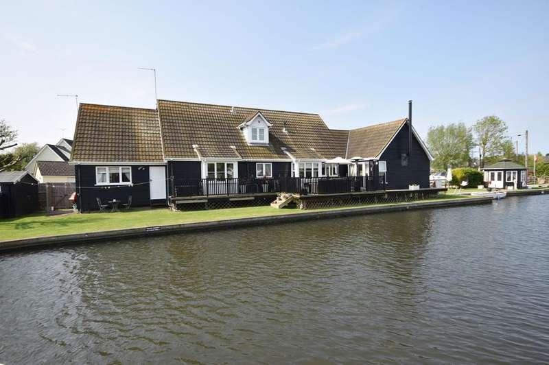 6 Bedrooms Detached House for sale in Hoveton