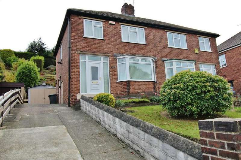 3 Bedrooms Semi Detached House for sale in Earl Marshal Road, SHEFFIELD, South Yorkshire