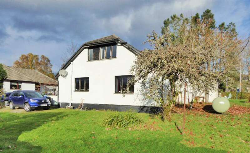 5 Bedrooms Detached House for sale in Roseisle, Roy Bridge Road, Spean Bridge