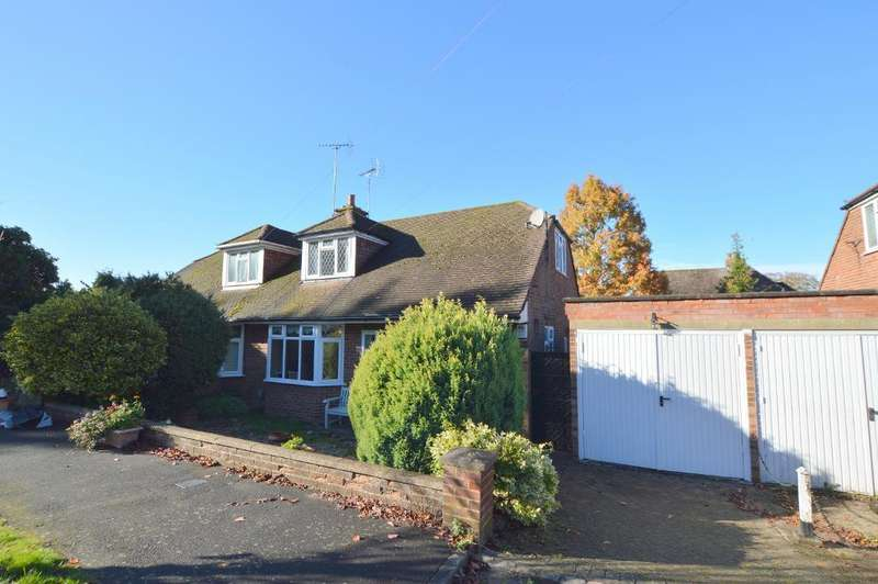 2 Bedrooms Bungalow for sale in Alwyn Close, Luton, LU2 7JX