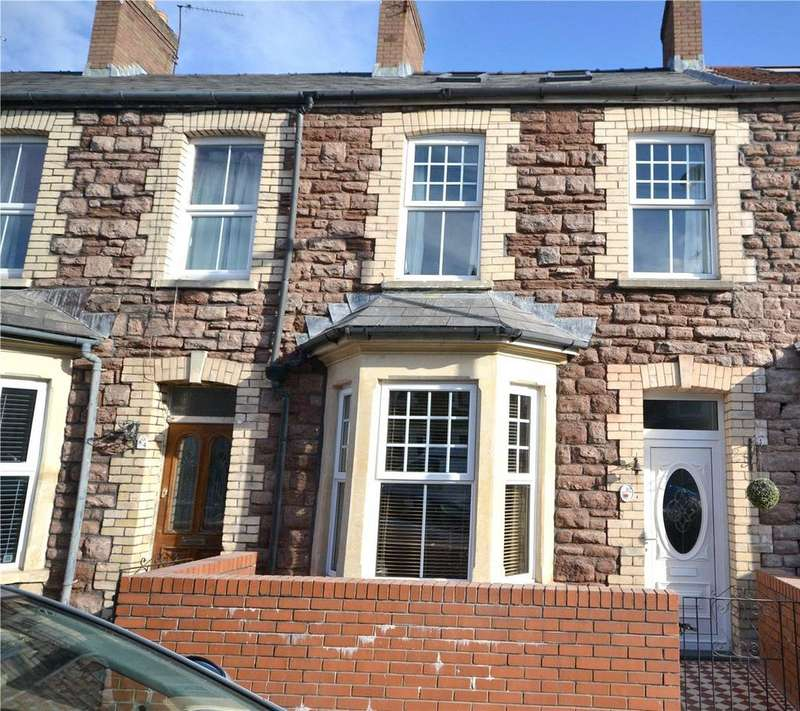 3 Bedrooms Terraced House for sale in Wyndham Road, Pontcanna, Cardfiff, CF11
