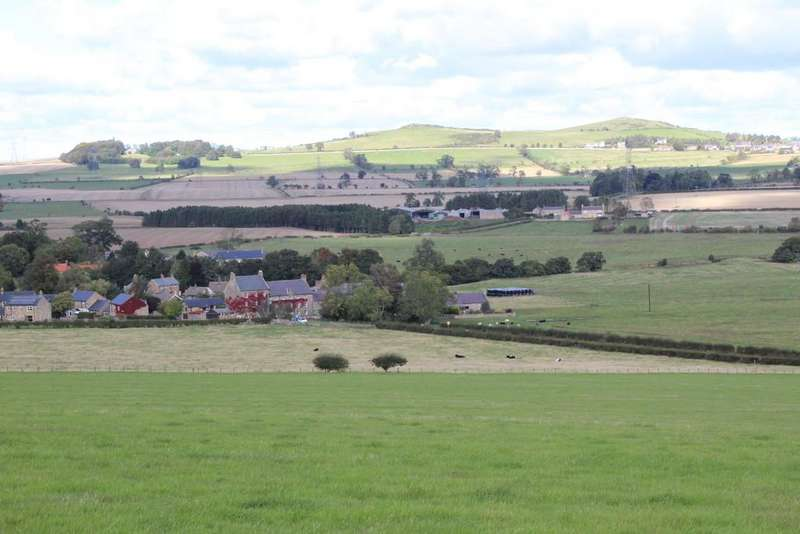 Land Commercial for sale in Land at Castle Farm, Whittingham