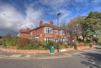 3 Bedrooms Semi Detached House for sale in Grosvenor Avenue, Jesmond, Newcastle upon Tyne, NE2 2NQ