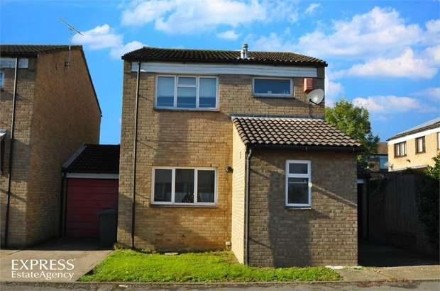 3 Bedrooms Detached House for sale in Northmead Road, Slough, Berkshire